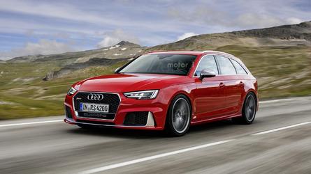 Audi RS4 Avant, RS5 Coupe/Sportback specs leaked via dealer presentation