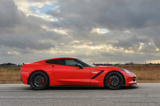 Hennessey Corvette HPE700 is an All-American Supercar [w/video]