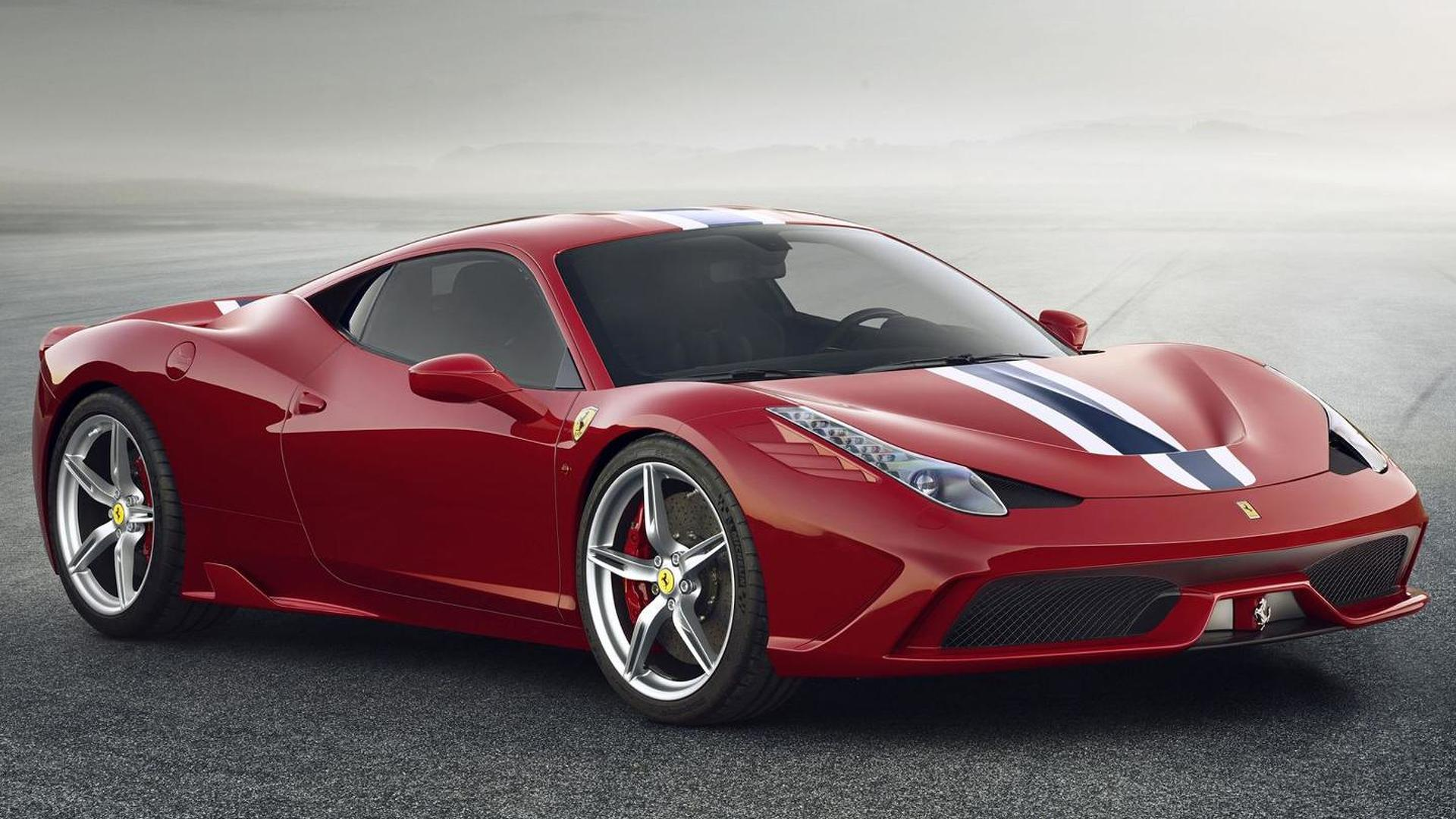 Ferrari 458 Speciale revealed [video added]