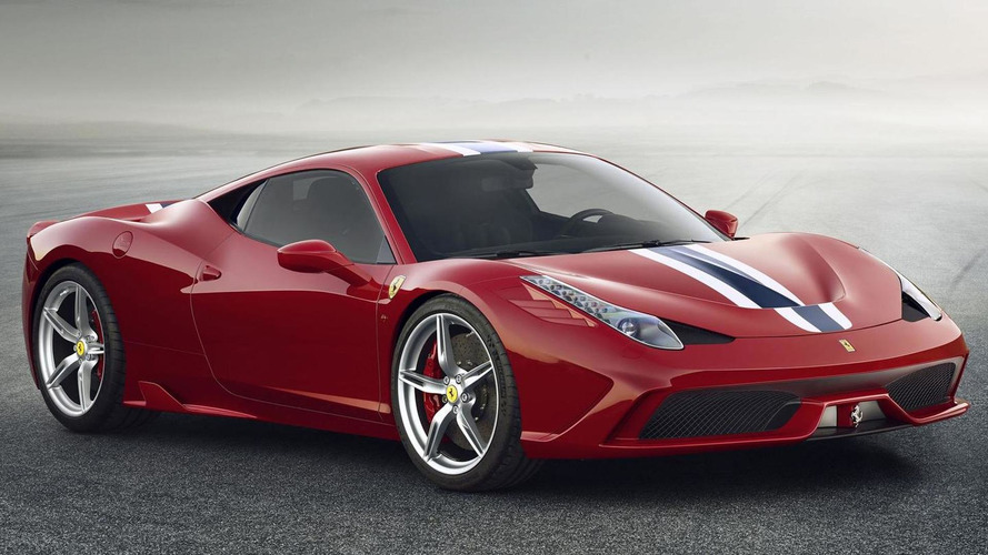 Ferrari 458 Speciale revealed [video added]