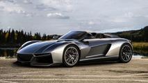 Rezvani Motors Beast unveiled, based on the Ariel Atom