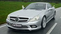 Mercedes SL500 by Carlsson