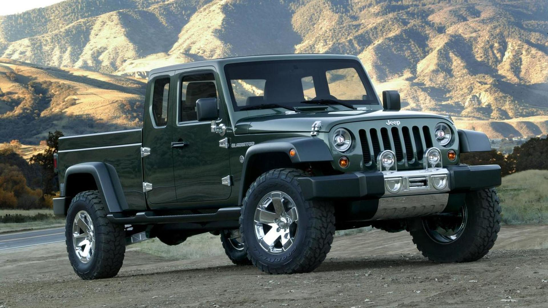 Jeep pickup decision coming soon - report