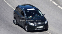 2011 Ford C-MAX spy photo