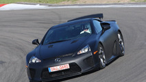 Lexus LFA supercar is sold out