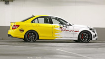 Mercedes C63 AMG by Wimmer RS - 29.3.2011