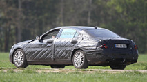 Mercedes S-Class EV under consideration - report