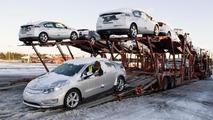 Chevrolet Volt start arriving at dealerships - 12.15.2010