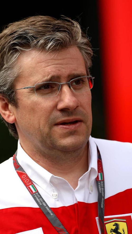 Ferrari to promote 'good people' for 2011 charge