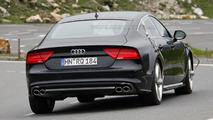 Audi S7 caught undisguised