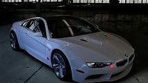 BMW M1 Protoype Spied?
