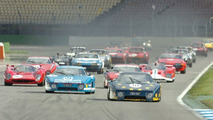 Hockenheim - Grid C start, race 1