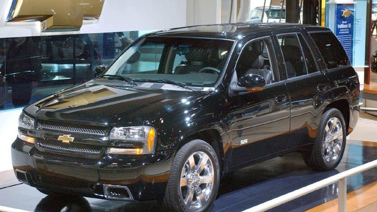 Chevrolet Trailblazer SS at NYIAS