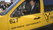 Ford Escape Hybrid Yellow Cab Taxi