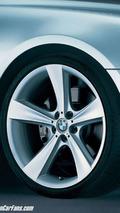 BMW 7er Leichtmetallrad 21' Sternspeiche 128