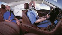 Start of Safety Development at Mercedes-Benz 65 years ago