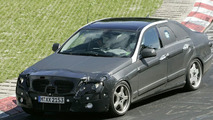 SPIED: The Next Mercedes-Benz E63 AMG