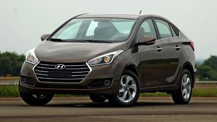 Mercado - Hyundai HB20S despenca nas vendas após a chegada do Creta