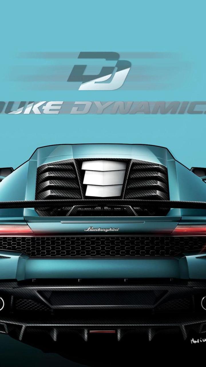 Lamborghini Huracan Arrow by Duke Dynamics