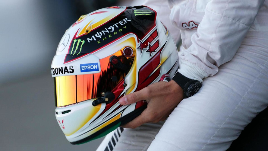 Race promoters wanted helmet change ban - Wolff