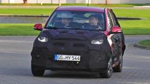2015 Kia Picanto spy photo