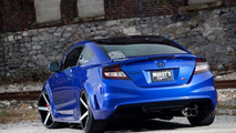 Honda Civic Si for SEMA by Fox Marketing