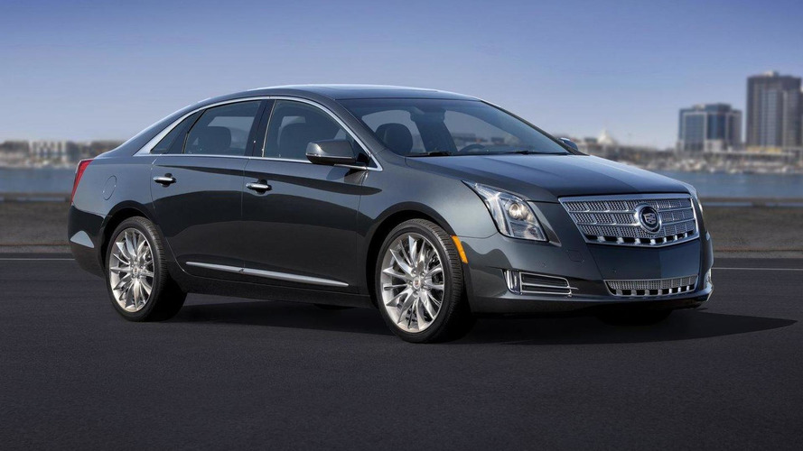 2013 Cadillac XTS officially announced for L.A. debut