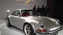 964 Porsche 911 remade by Singer Vehicle Design