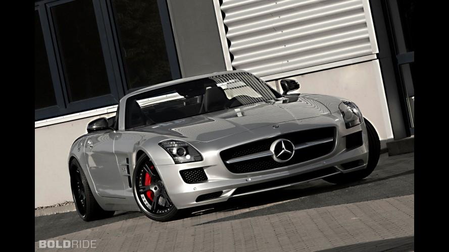 Wheelsandmore Mercedes SLS AMG Roadster