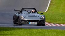 Lotus 3-Eleven on the Nürburgring