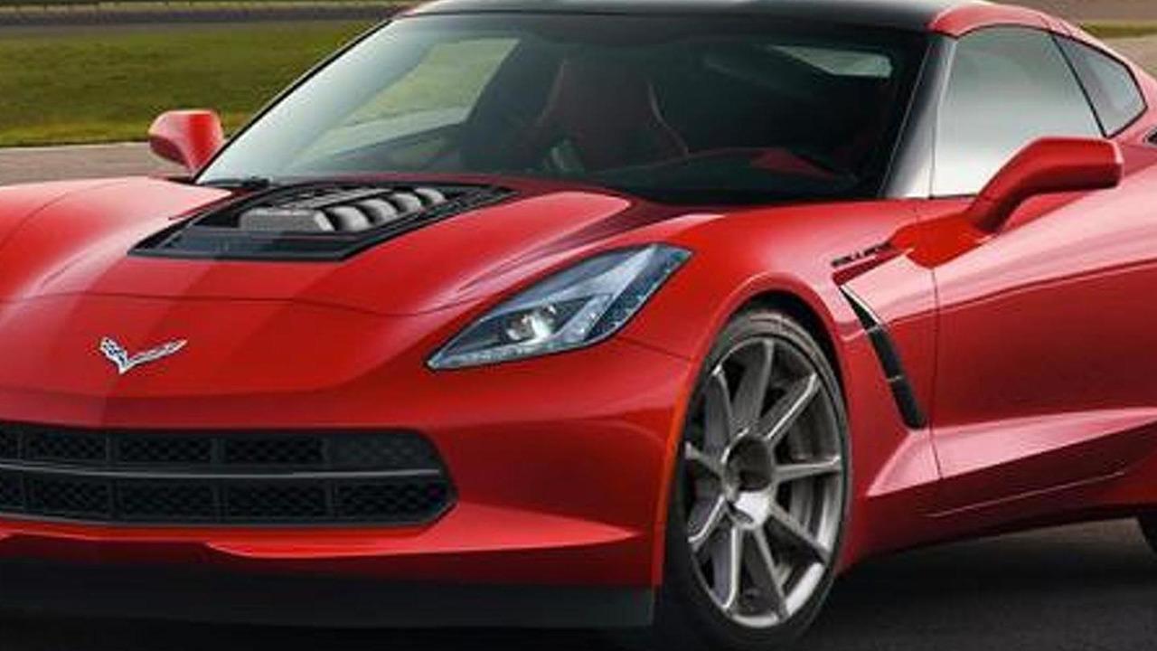 Callaway Corvette SC610