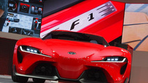 Toyota FT-1 Concept live at 2014 NAIAS