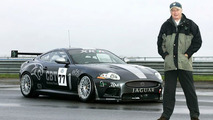 Jaguar XKR GT3 Revealed