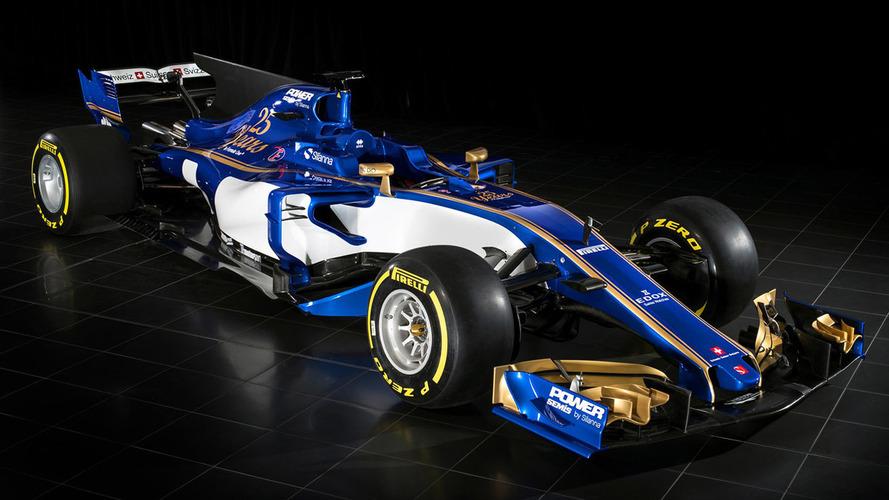 Sauber revela seu carro para a temporada 2017, o C36