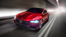 Mercedes-AMG GT Concept is the hybrid sports car for the whole family
