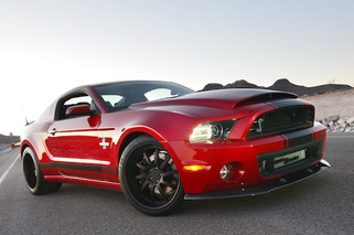 Bold Ride of the Week: Shelby GT500 Super Snake Widebody