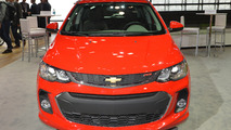 2017 Chevy Sonic live in New York