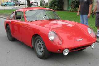 Rare Austin-Healey Lost in Time Set to Live Again at Amelia Island