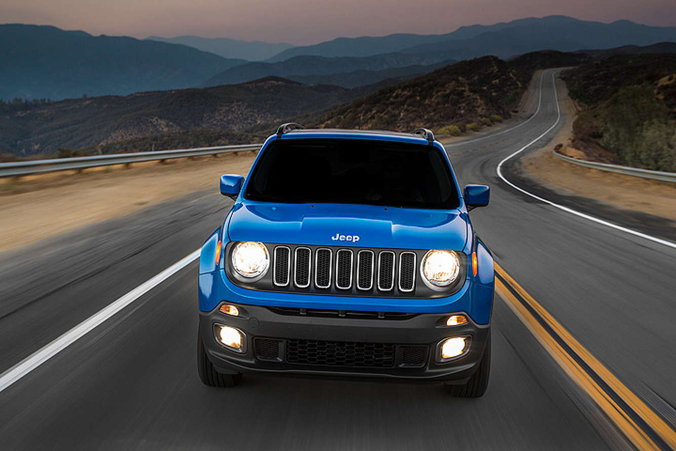Jeep Renegade Rumored for Trackhawk Performance Package