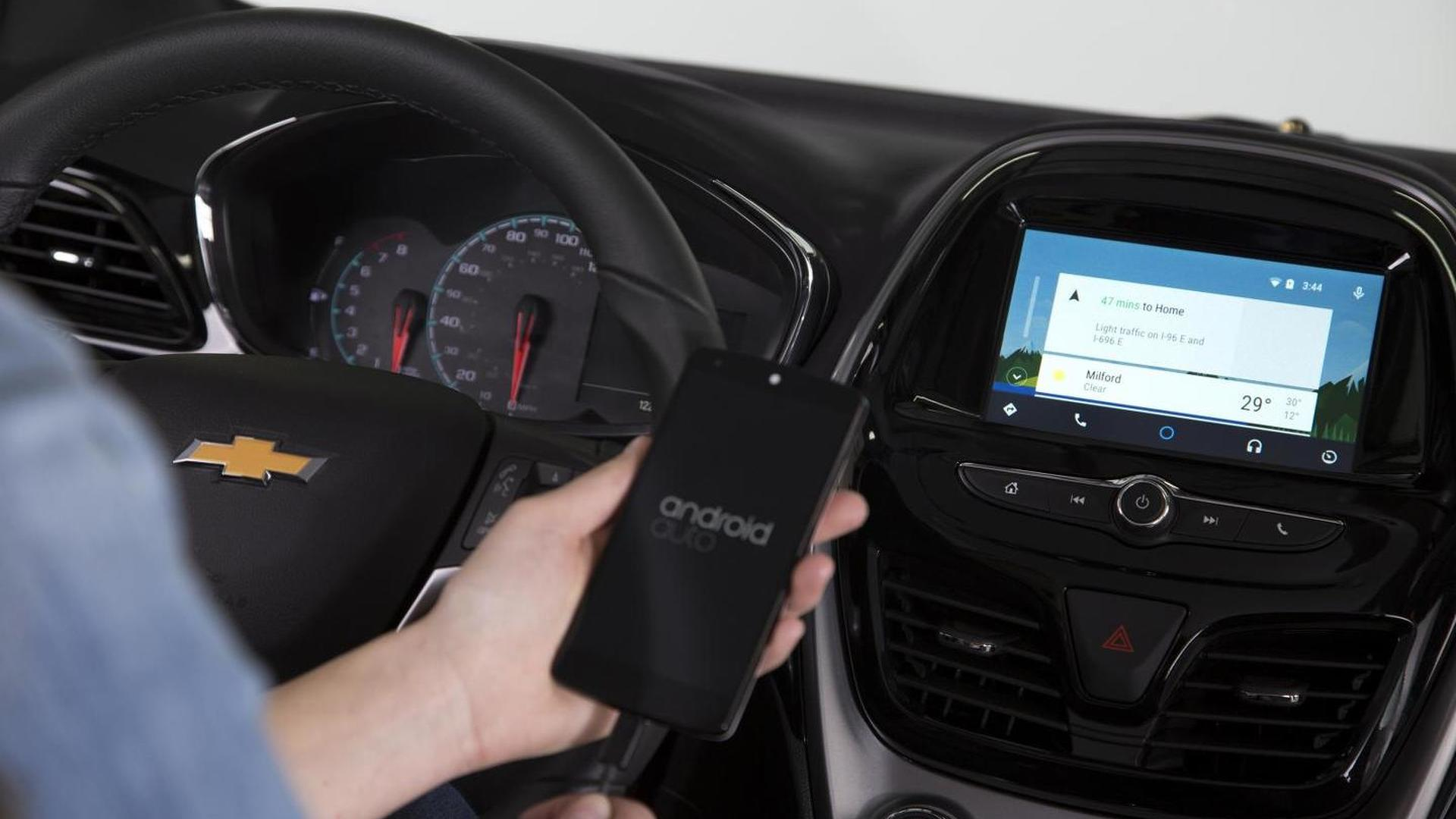 Chevrolet Android Auto update announced, will be available in March