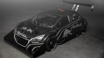 Peugeot 208 T16 Pikes Peak race car 15.4.2013