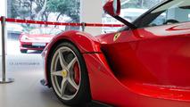 LaFerrari at Hong Kong dealership / Icy J Photography