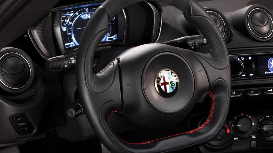 Alfa Romeo 4C gets detailed [video]
