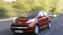 Peugeot 107 Facelift