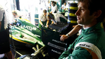 Money now too important for F1 careers - Trulli
