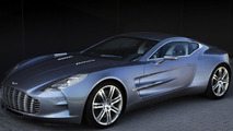 Aston Martin One-77 sold out - report