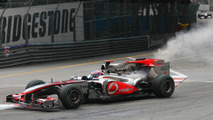 McLaren mechanic keeps job after Button failure
