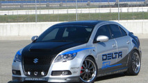 Delta Tech Engineering Suzuki Kizashi SEMA 2009 Concept