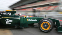Lotus eyes one second boost from Spain GP upgrade