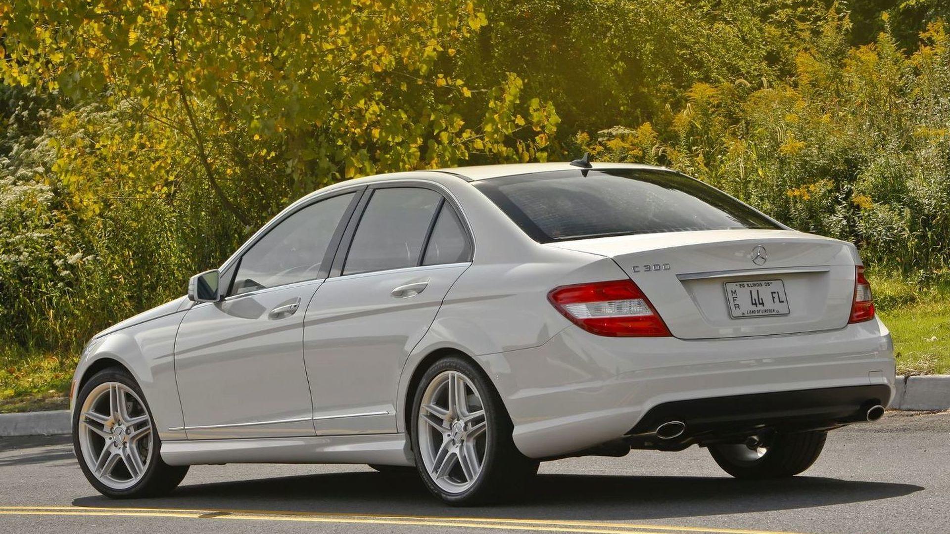 Mercedes considering u s built c class for 2010 mercedes benz c300 recalls